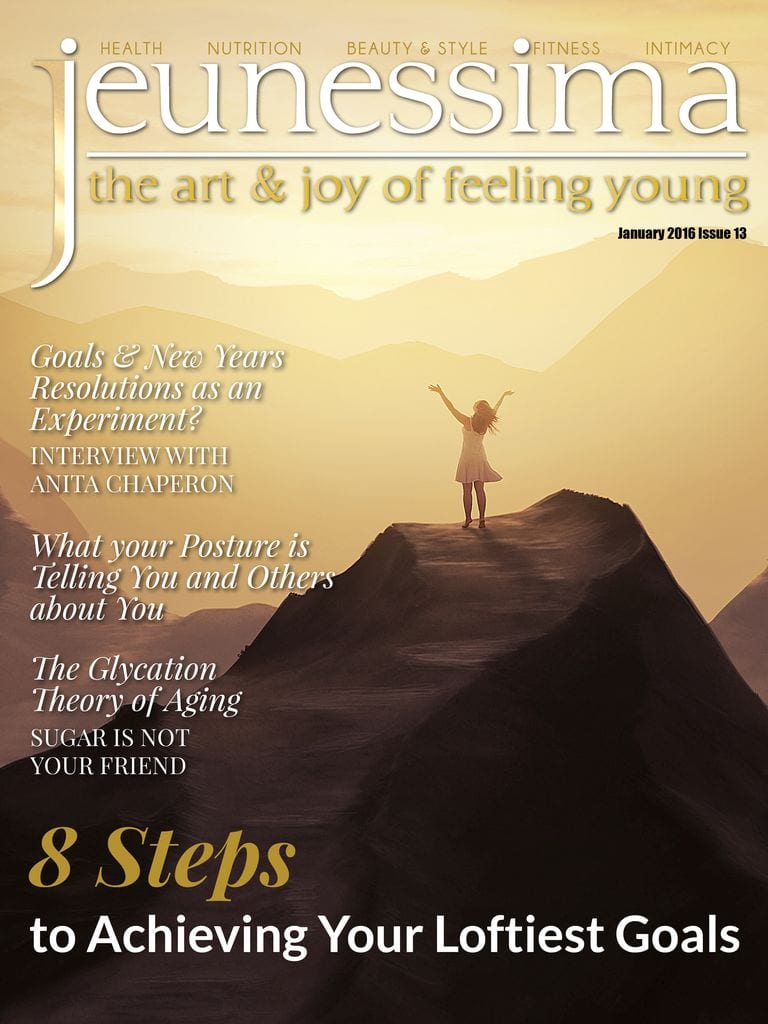 Jeunessima Magazine Issue 13. The Lifestyle Magazine for busy Women over 40 who want to really enjoy Life ... every Day ... at any Age
