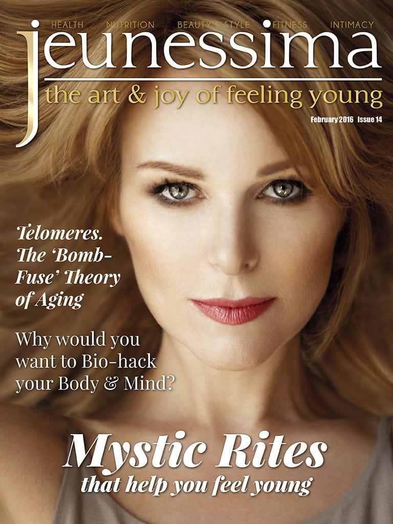 Jeunessima Magazine Issue 14. The Lifestyle Magazine for busy Women over 40 who want to really enjoy Life ... every Day ... at any Age
