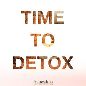 Time to Detox with a Niacin Sauna Detox, the most effective Way for Women to really detox Body & Mind