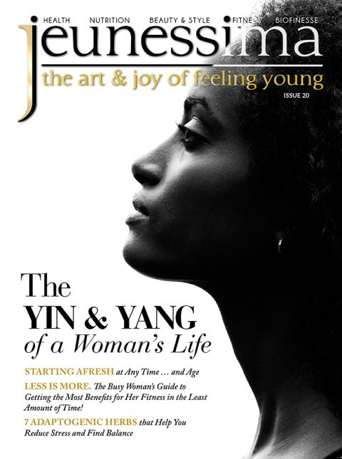 Jeunessima Magazine 20: The Yin and Yang of a Woman's Life